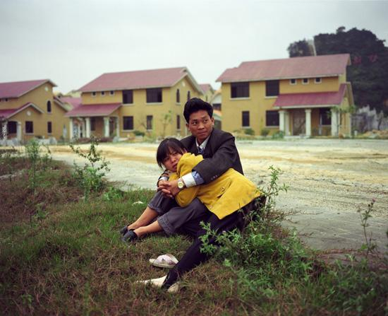 Migrant Couple, Dongguan, Guangdong, 1996