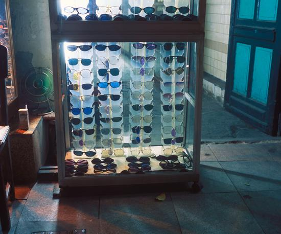 Sunglasses Display Case, 2009