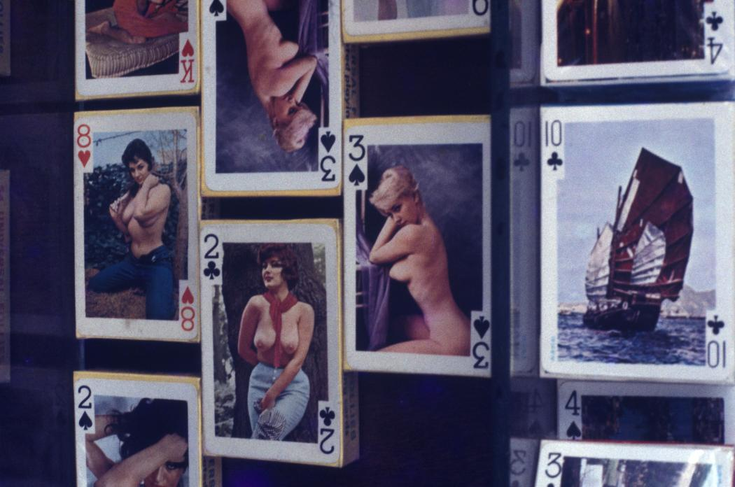 Playing Cards, 1982