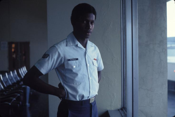 Pearson (US Air Force), San Francisco, 1976