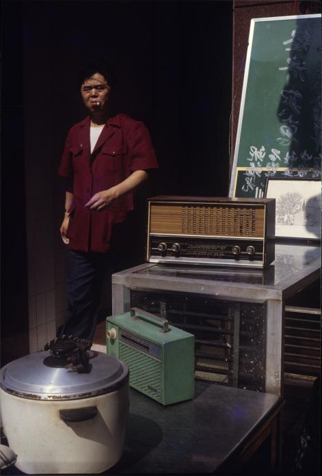 Second Hand Goods, Sam Shui Po, 1983