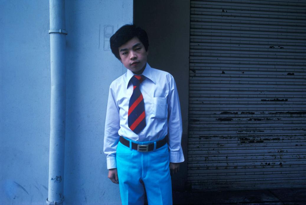 Well Dressed Young Man, 1976
